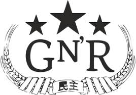 guns n roses chinese democracy Logo Vector (.CDR) Free Download