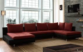 cool couch beds. Wonderful Beds Accusani Ushaped Sofa Bed  Sofas Beds Inside Cool Couch Beds