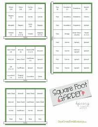 Square Foot Garden Plans For Spring Vegetable Garden
