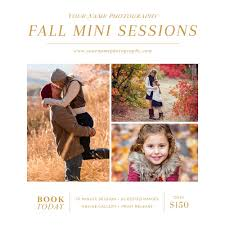 Fall Mini Session Template Ms2 Fall Mini Sessions