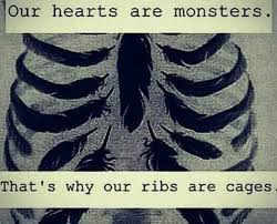 Deep Quotes About Life Mesmerizing 48 Deep Quotes About Life Deep Quotes Life Our Hearts Are Monsters