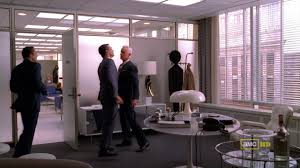 roger sterling office. The Chrysanthemum And Sword Roger Pete Scuffle.jpg Sterling Office Y