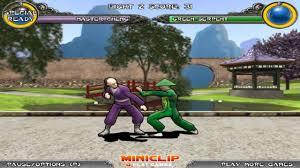 Dragon fist game play