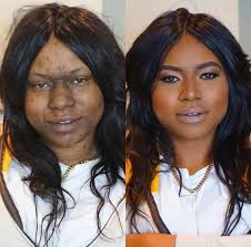 here are 10 flawless before and after makeup transformations that will prove to you the wonderful power of makeup in the hands of a pro