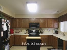 popular kitchen lighting. Fluorescent Kitchen Lights Trendy Popular Of Lighting In House Remodel Ideas D
