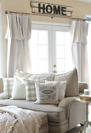 Window Treatments For Living Room 17 Best Ideas About Living Room Curtains On Pinterest Bedroom