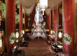 Christmas Living Room Decorating Ideas Inspiration Radio City Music Hall Christmas Decorations By Thom Filicia