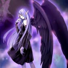 anime characters with wings.  Wings Purple Anime With Wings Throughout Characters With Wings Y