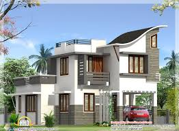 designs for new homes. contemporary indian style villa elevation - 1900 square feet designs for new homes