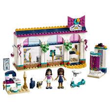 Купить конструктор <b>LEGO</b> Friends <b>Магазин аксессуаров Андреа</b> ...