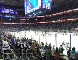 Lightning Arena Seating Chart 78 Rigorous Amalie Arena Hockey Seating