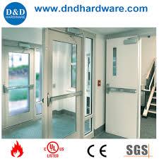 concealed overhead heavy duty door closer for external door dddc009