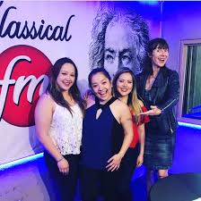 """The Ault Sisters visit """"Classical Mornings"""" with Mike & Jean - The ..."""