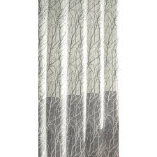 curtains 74 inch long display reviews for polyester gray patterned shower curtain liner inches