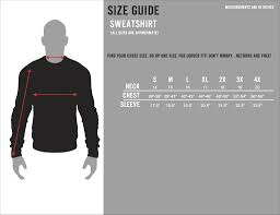 Size Chart Red Tag Brand