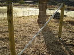non climb horse fence