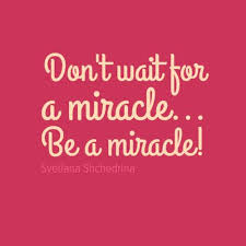 Miracle Quotes Awesome Miraculously Quotes On QuotesTopics