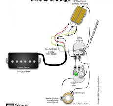 1 humbucker, coil splitting for each coil  at Seymour Duncan Invader Pickup Wiring Diagram For Squier 51