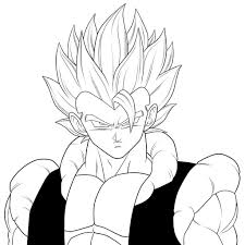 003 Amazing Dragon Ball Z Coloring Pages Goku Elegant Design Vegeta