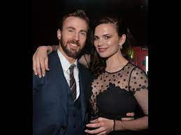 Hayley Atwell REACTS to Captain America ...