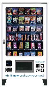 Portable Vending Machines Inspiration Touchless Vending Machine Friendly Vending Service