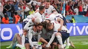 İngiltere 2-1 Danimarka / EURO 2020'de finalin adı İtalya - İngiltere
