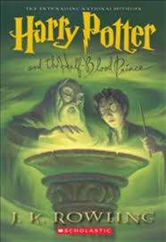book harry potter and the half blood prince by j k rowling