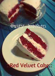 Red Velvet Cakeresep Ala Ncc Pawon Aisyahaisykitchen