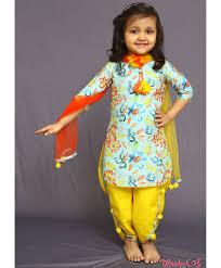 Baby Kameez Design 2017 Punjabi Dress For Kids 30 Best Punjabi Outfits For Children