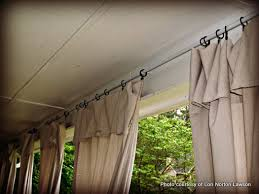 there was extra length on the curtains and that part became valances on lori s curtains