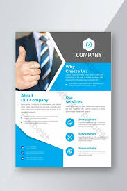 Corporate Modern Business Flyer Template Ai Free Download