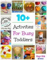 10 activities for busy toddlers 10 easy and fun toddler arts and crafts10 books for toddlersart