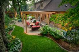 40 Backyard Landscaping Ideas Beauteous Backyard Landscape Design Collection