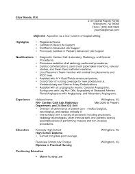 Free Nursing Resume Templates Enchanting New Grad Nursing Resume Template Myevolution