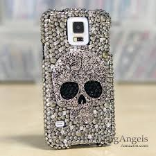 samsung galaxy s5 3d cases. amazon.com: galaxy s5 bling case, luxaddiction case cover faceplate swarovski crystals diamond sparkle bedazzled jeweled protective front and back samsung 3d cases