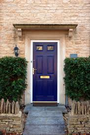 white front door blue house. This Home Has A Stone Front Exterior. It Blue Wooden Door With Glass White House O