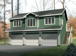 house plans with suite above garage 4 car garage plans with apartment above open garage apartment