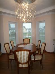 Modern Crystal Chandeliers For Dining Room The Choice Of A Chandelier For A Dining Area Drissimmcom