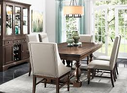 Nice dining room furniture Decorative Dining Set Value City Furniture 3pc 5pc 7pc Dining Sets Glass Formal Modern Dining Sets