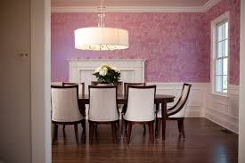 Wainscoting dining room Mid Century Wainscoting In Dining Room Tuckrbox Wainscoting In Dining Room Contemporary Dining Room