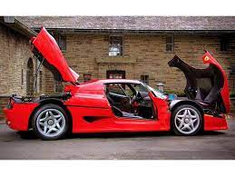 1995 1997 Ferrari F50 Top Speed