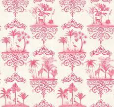 Rousseau Rose Pink Roze Wit 999041 De Mooiste Muren