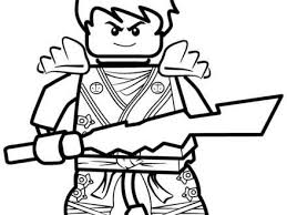 Free Lego Ninjago Coloring Pages For Girls Get Coloring Page