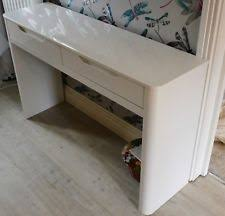 next hallway furniture. HIGH GLOSS WHITE CONSOLE TABLE WITH DRAWERS HALLWAY DRESSING MODERN NEXT Next Hallway Furniture W