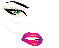 makeup logo maker saubhaya