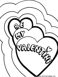 Small Picture Valentines Day Pictures To Print And Color Coloring Coloring Pages
