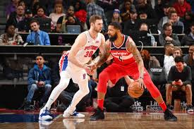 Where The Detroit Pistons Stand After Signing Markieff Morris