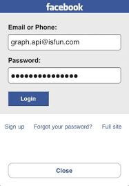 Facebook Login Sign In Facebook Tutorial For Ios How To Use Facebooks New Graph Api From