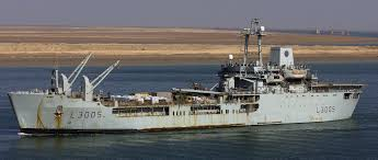 l3005 rfa sir galahad royal navy landing ship
