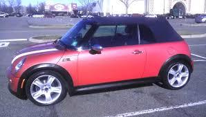 mini cooper convertible pink. bonnie mini cooper convertible pink 0